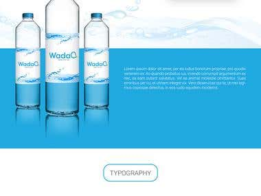 Branding Concept for Wadaq
