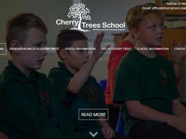 Cherry Trees ( UK School )
