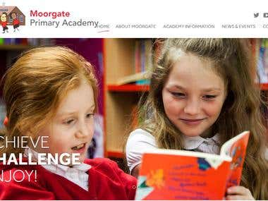 Moorgate Primary Academy (UK)