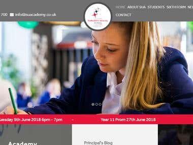 Staffordshire University Academy (UK)
