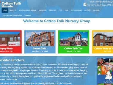 Cotton Tails Nursery Group