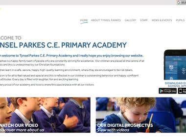 Tynsel Parkes C.E. Primary Academy (UK)