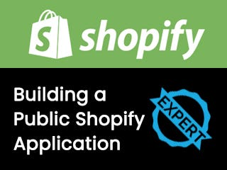We develop Applications for Shopify