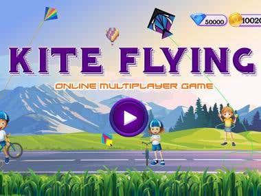 Kite flying Online
