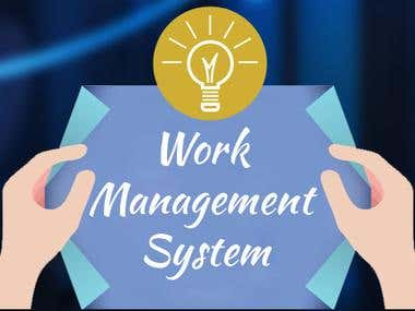 Work Management System