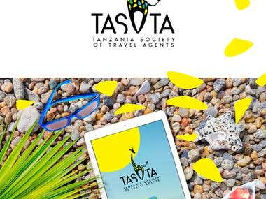 LOGO for The Tanzania Society of Travel Agents