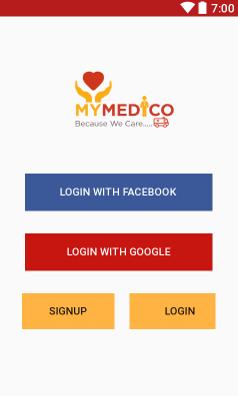 MyMedico App