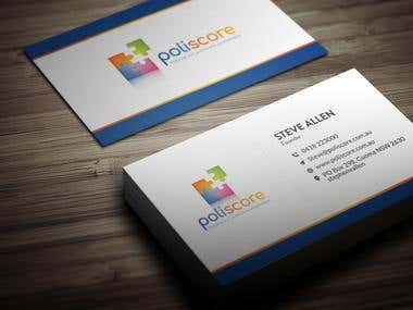 Creative, luxurious, Professional Business card Design