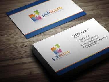 Creative, luxurious, Professional Business card Design