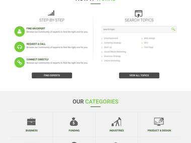 Online Expert Booking