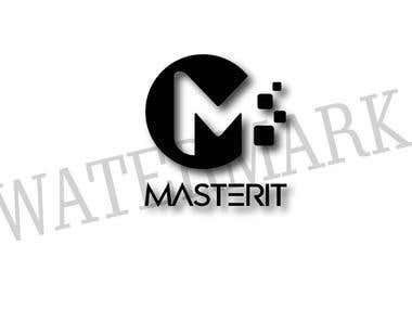Master It logo design ....M icon..