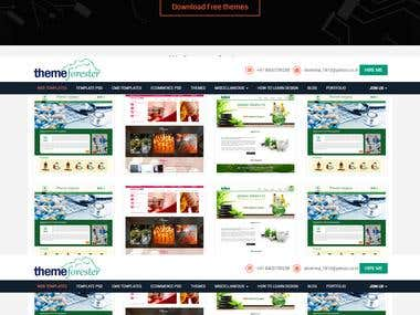 Web and graphics Design