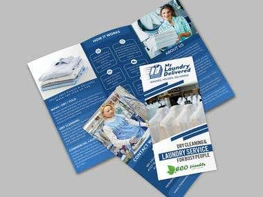 Brochure/Leaflet Design
