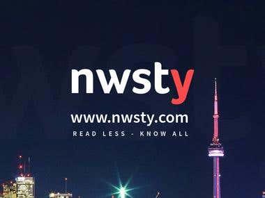 Nwsty - Headlines & Daily Breaking News Summaries