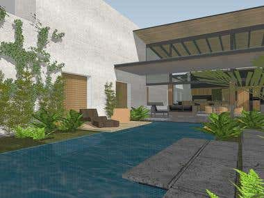Antigua house