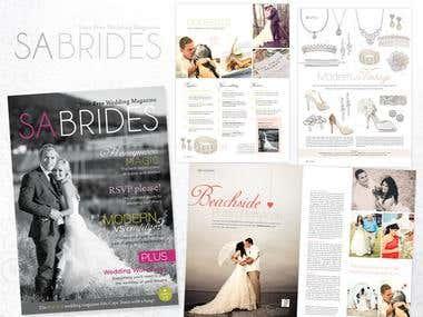 SA Brides Magazine