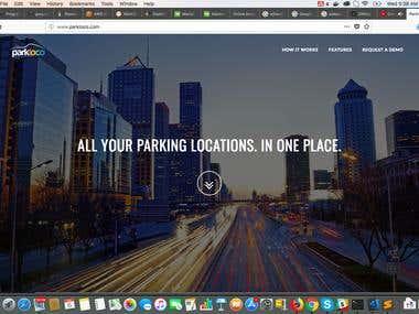 Parkloco- Parking App