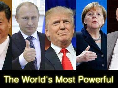 TOP 15 MOST POWERFUL LEADERS IN THE WORLD