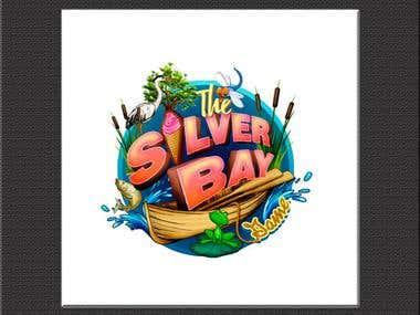 "Иллюстрация для игры ""The Silver Bay Game"""