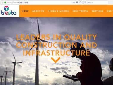 Website- www.treeta.co.in