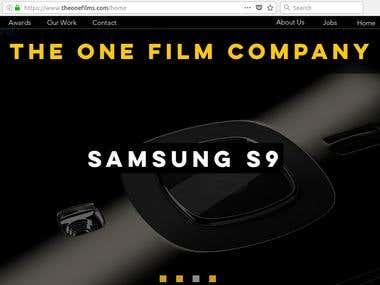 Website- www.theonefilms.com/home