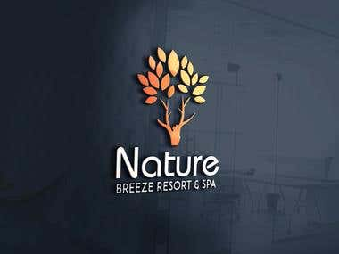 Nature Resort & Spa Logo