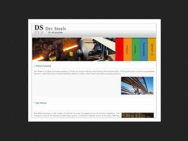 Dev Steels