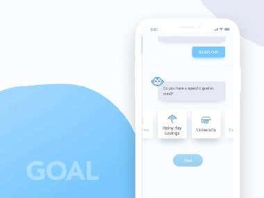 Financial Chatbot App