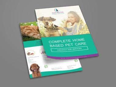 Pet Flyer design_2