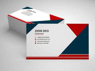 I 'm business card designer