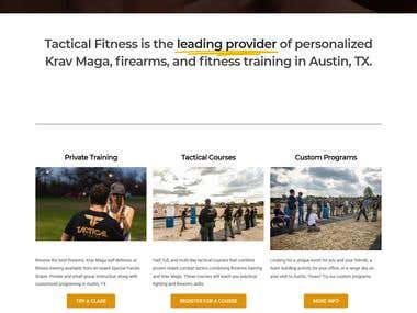 Tactical Fitness Austin