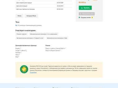 Codeigniter Website