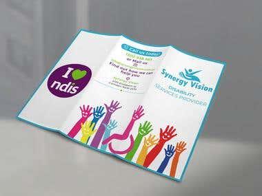 Brochure Design (Tri fold)