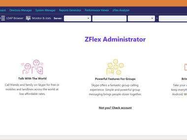 NetBeans RCP application