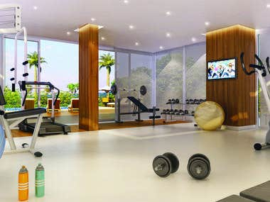 Indoor Fitness