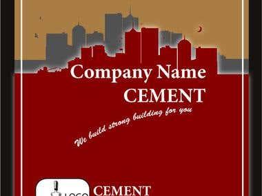 Cement Bag Design