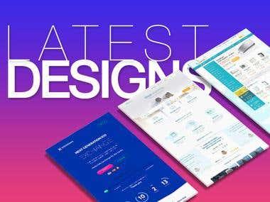 2018 Webdesigns