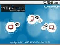 VirtualSat TV Player for Windows and Android