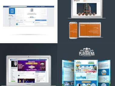 WEB & SOCIAL MEDIA