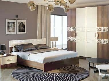 furniture collection presentation