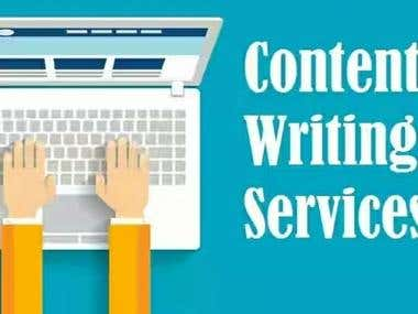 Get your Content by Experienced Writer