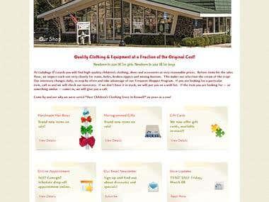 Wordpress site with custom plugins