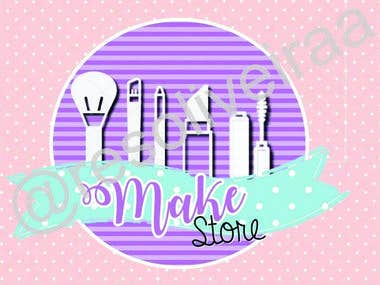 LOGO FOR STORE MAKEUP