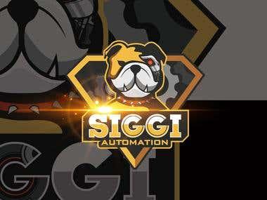 SIGGI Automation mascot logo