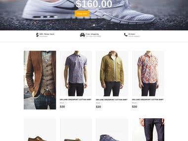 Clothing eCommerce Websites