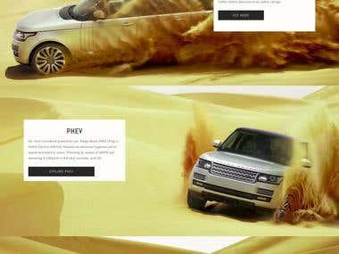 Automobile Websites