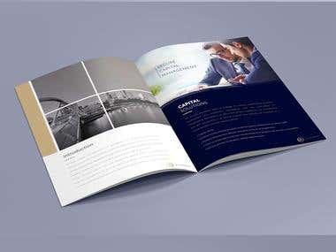 Windsor 2 Fold Brochure