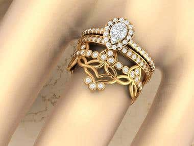 Jewelry Ring Design