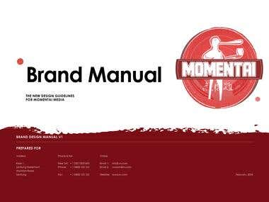 CI Manuals & Layout