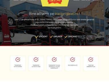 TractariGalati.ro HTML